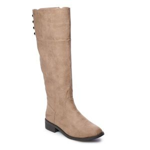 LC Lauren Conrad Greeting Women's Tall Boots NWOB